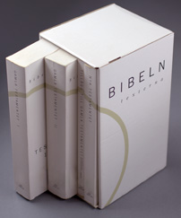 SOU 1999:100, Bibeln - texterna